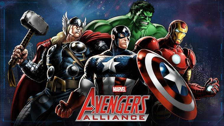 Avengers Alliance Now Available on the Windows Store : WP7 ...