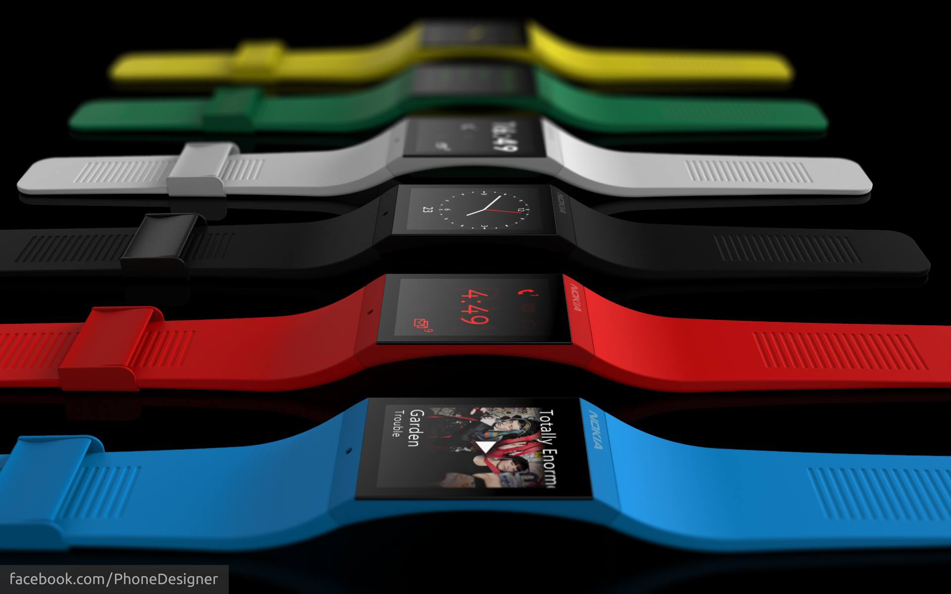 Brilliant Nokia SmartWatch Concept That Is Guaranteed To ...
