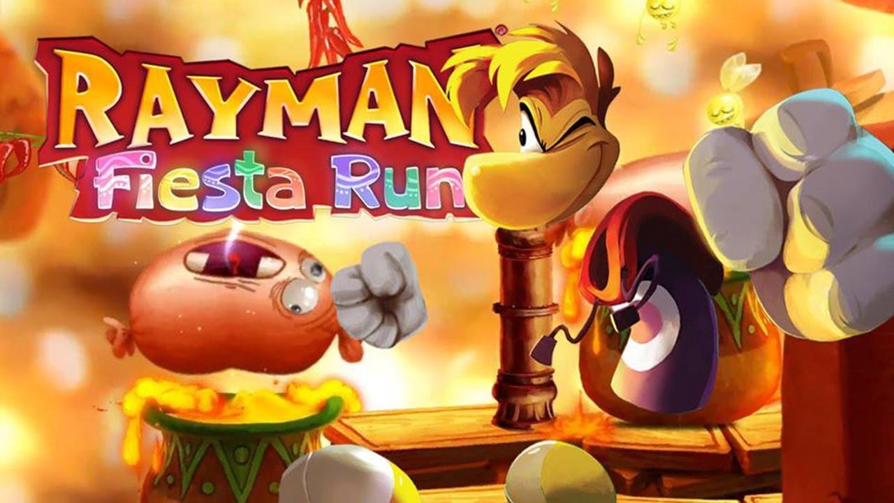 rayman fiesta run gratuit