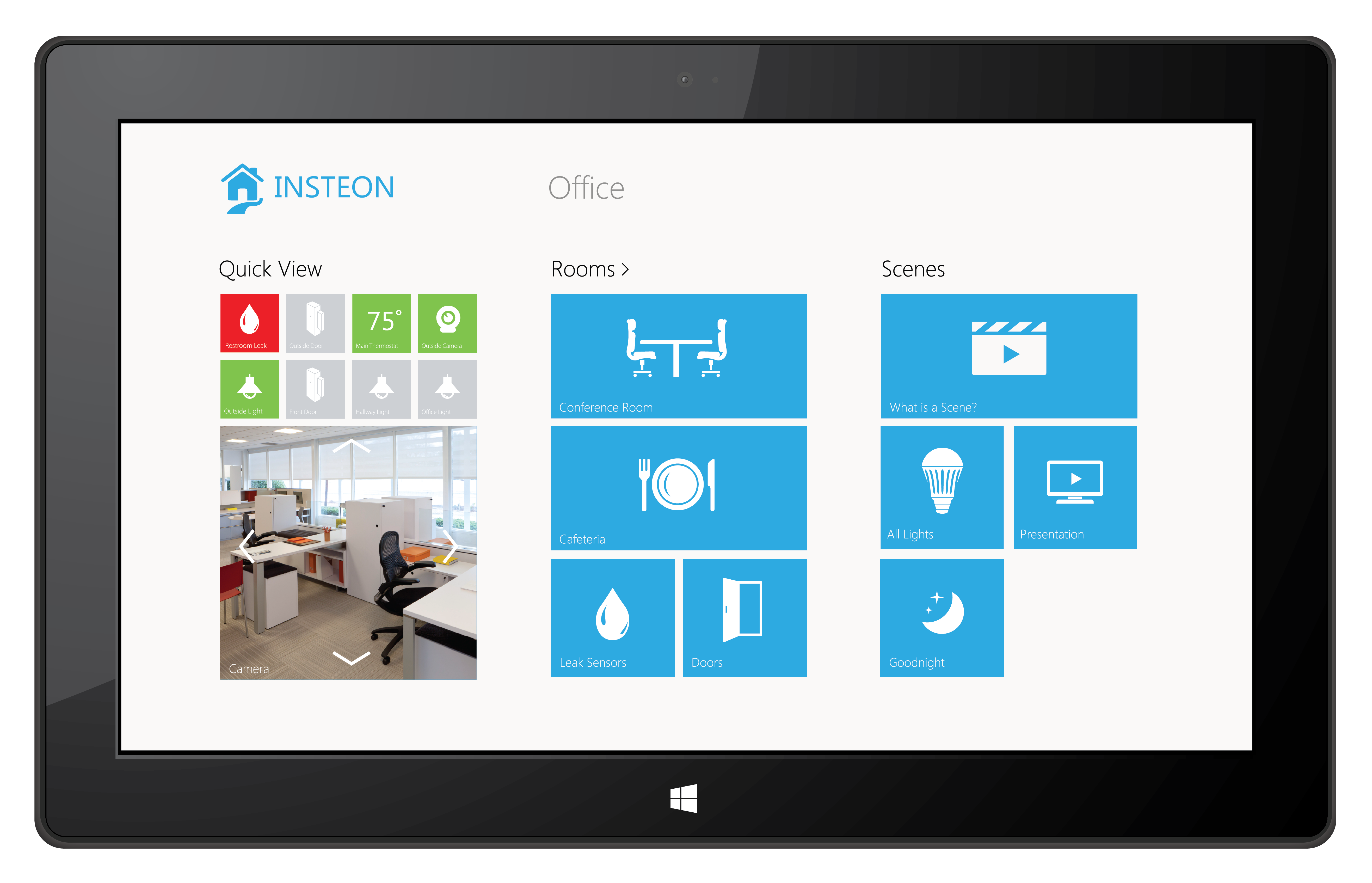 Insteon And Microsoft Team Up To Introduce Smart Home